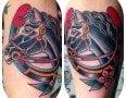 nashville tattoo artist mia gaffam 1
