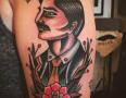 nashville tattoo artist mike fite 1