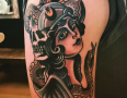 nashville tattoo artist mike fite