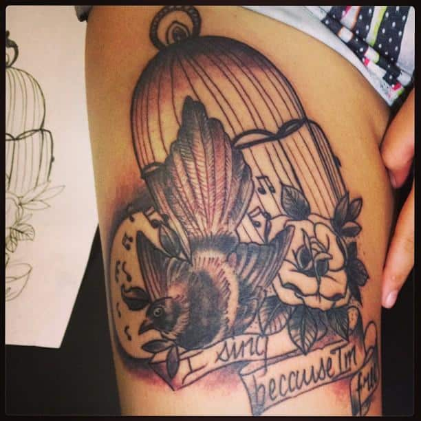 Best oklahoma city tattoo artists top shops studios for Tattoo shops in norman