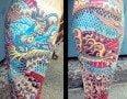 richmond tattoo artist brandon saunders