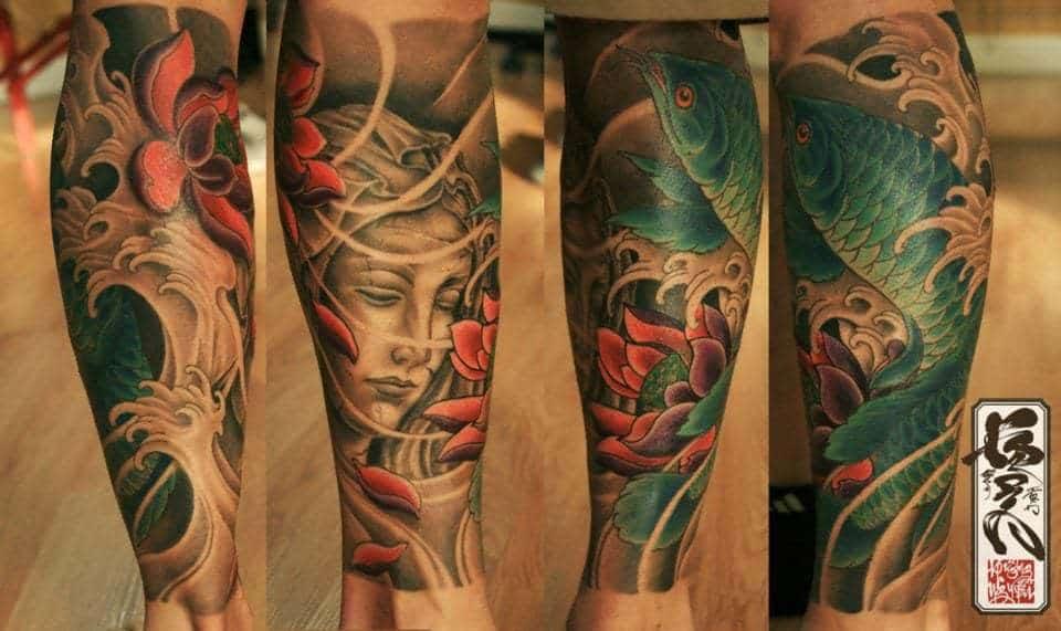 Best tattoo artists in san jose top shops studios for Best tattoo shops in san diego