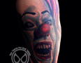 Bakersfield Tattoo Artist Guilli Munster Garcia 1