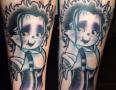 Bakersfield Tattoo Artist Guilli Munster Garcia 3