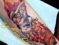 Bakersfield Tattoo Artist Guilli Munster Garcia 4
