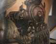 Bakersfield Tattoo Artist Johnny Diaz 3