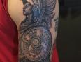 Bakersfield Tattoo Artist Justin James 1