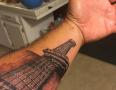 Bakersfield Tattoo Artist Tim Kirkindoll 1