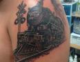 Bakersfield Tattoo Artist Tim Kirkindoll 3