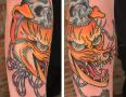 Boise Tattoo Artist Matt Arriola 2