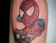 Buffalo Tattoo Artist Scott Howard 1