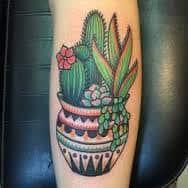 cactus tattoo meaning ideas designs flower saguaro