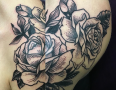 Chula Vista Tattoo Artist Jerry Walker 2