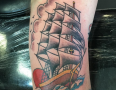 Chula Vista Tattoo Artist Jerry Walker 4