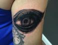Cincinnati Tattoo Artist Christopher Wolfe Riesenberg 1
