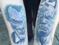 Cincinnati Tattoo Artist Christopher Wolfe Riesenberg 3