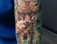 Cincinnati Tattoo Artist J 4