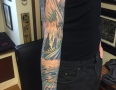 Cincinnati Tattoo Artist Jason Morgan 1