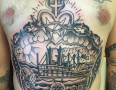 Cincinnati Tattoo Artist Jason Morgan 3