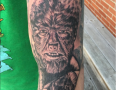 Cincinnati Tattoo Artist Jason Morgan 4