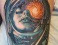 Grand Rapids Tattoo Artist Mark Fettig 1