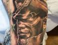 Grand Rapids Tattoo Artist Mark Fettig 2