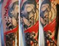 Grand Rapids Tattoo Artist Mark Fettig 3