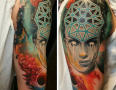 Grand Rapids Tattoo Artist Mark Fettig 4