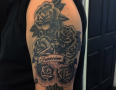 Huntington Beach Tattoo Artist Andrew Noriega 4
