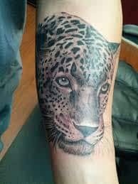 Jaguar tattoo meaning 34 best artists top shops for Best tattoo shops in bakersfield ca