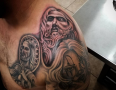 Long Beach Tattoo Artist Fernando Torres 2