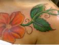 Lubbock Tattoo Artist Ghostrider 1