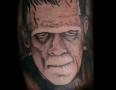 Lubbock Tattoo Artist Ghostrider 2