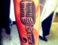 Lubbock Tattoo Artist Ghostrider 3