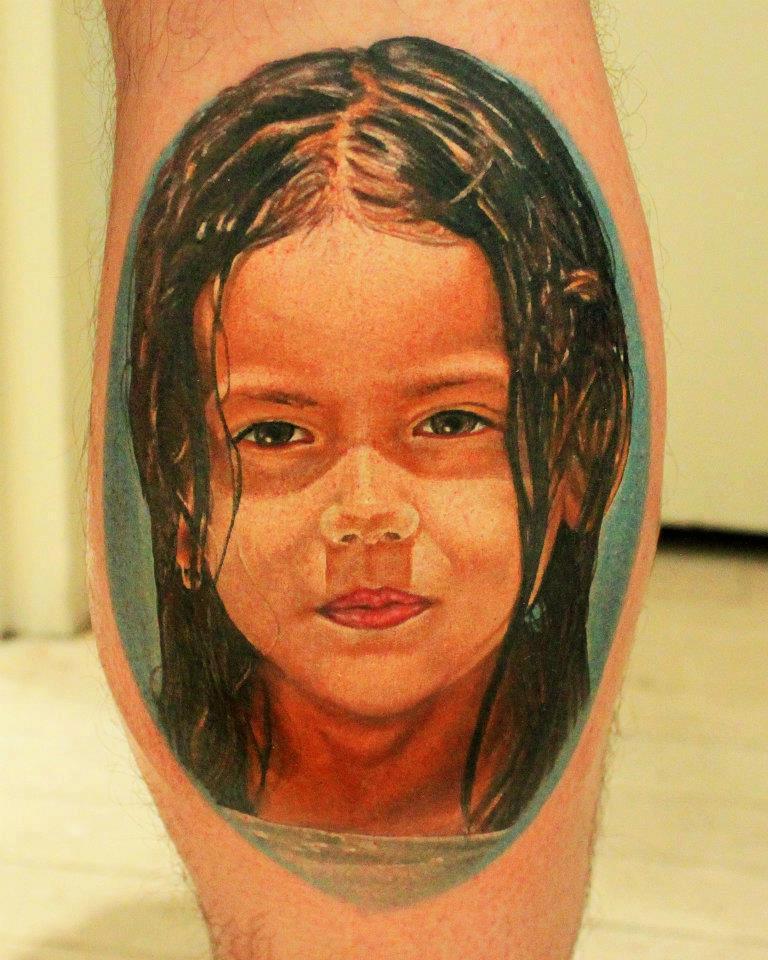 NYC Tattoo Artist Logan J Aguilar 2