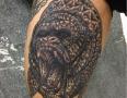 Norfolk Tattoo Artist Jaimeson Trocheck 4