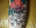 Orlando Tattoo Artist Lucky 1