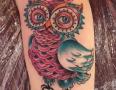 Orlando Tattoo Artist Lucky 4