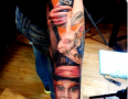 Orlando Tattoo Artist Oscar Gomez 3