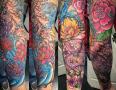 Providence Tattoo Artist Greg 2