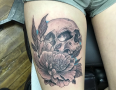 Providence Tattoo Artist Rob Simas Jr 2