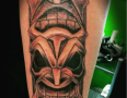 Reno Tattoo Artist Ron 2