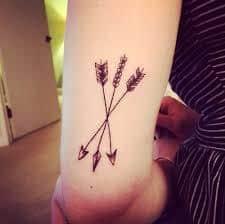 Three Arrows Tattoo Meaning 11