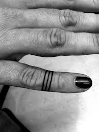 Three Lines Tattoo Meaning 11