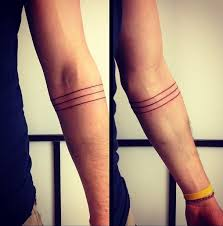 Three Lines Tattoo Meaning 3