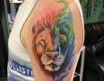 Akron Tattoo Artist Tim Sandercock 1
