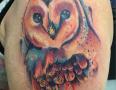Akron Tattoo Artist Tim Sandercock 4