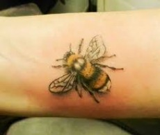 bee-tattoo-meaning-13