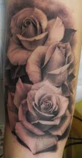 Black Rose Tattoo Meaning 11