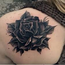 Black Rose Tattoo Meaning 45 Ideas And Designs